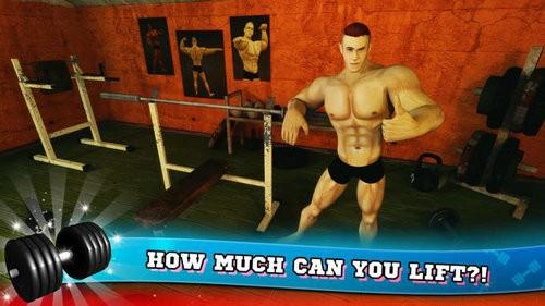 健身房模拟器游戏