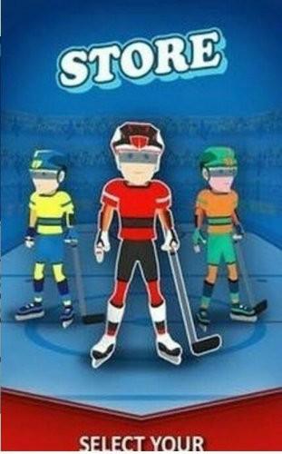 冰球竞技比赛破解汉化版